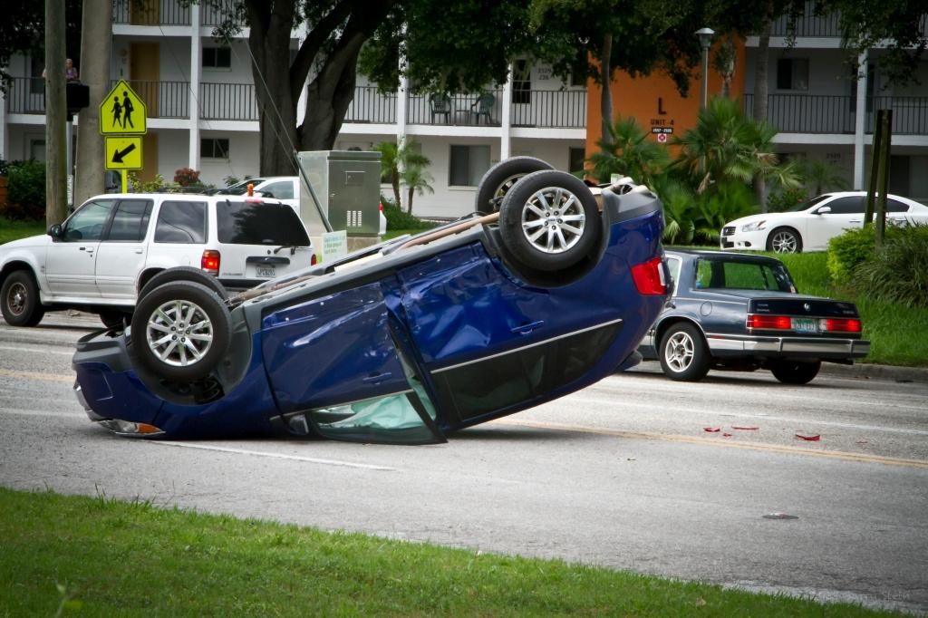 BradentonAccident31UpsideDownCar-4670