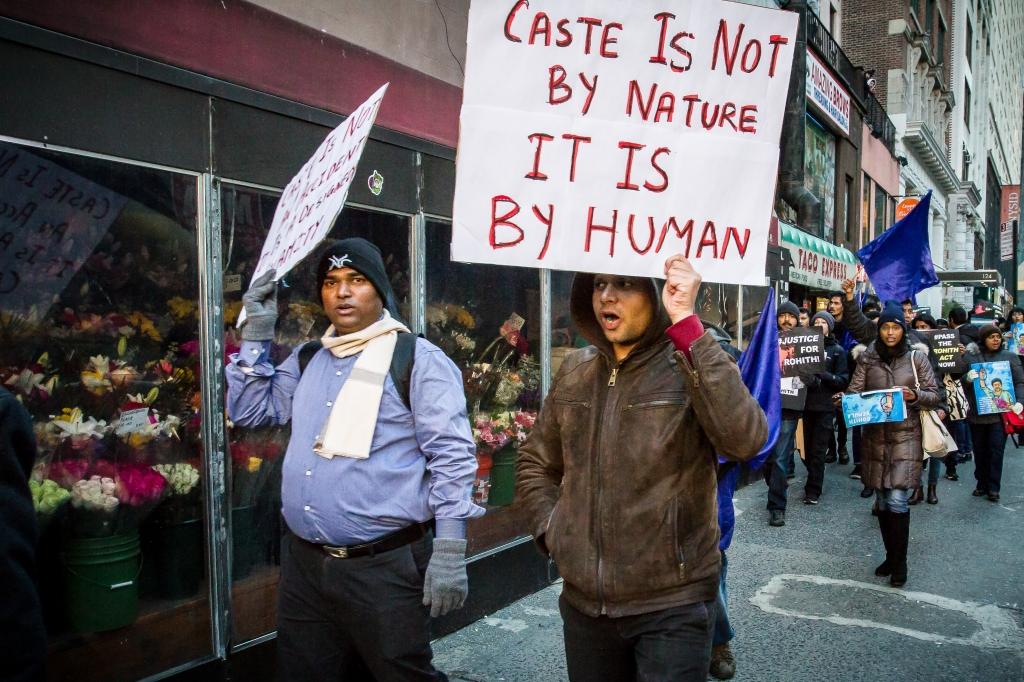 CasteProtest